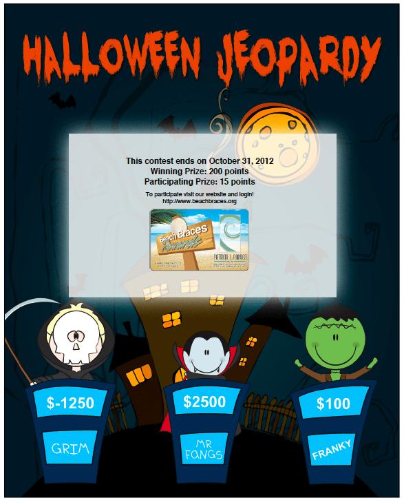 Halloween Jeopardy