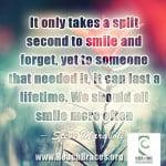 Smile Quote 27