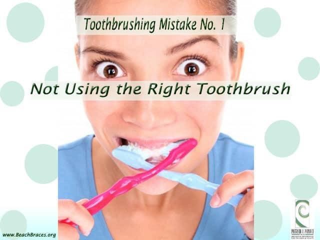 Toothbrushing Mistake1