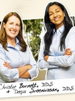 dr. Christie Burnett and dr. Deepa Screenivasan