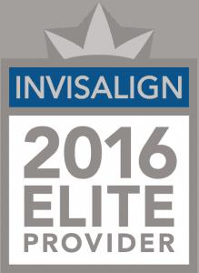 logo Invisalign Elite Provider 2016